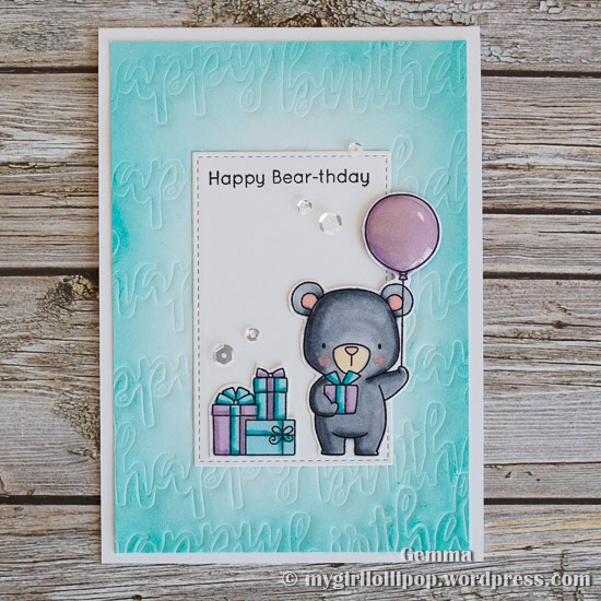 mft beary special birthday