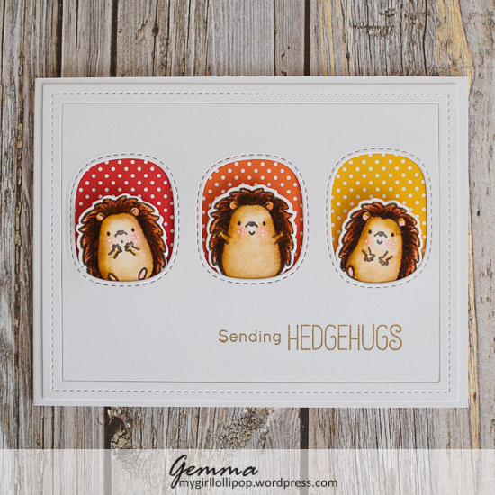MFT Happy Hedgehogs