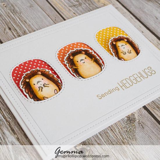 MFT Happy Hedgehogs
