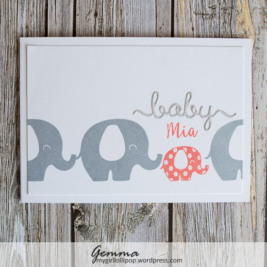 Clearly Besotted Baby Shower