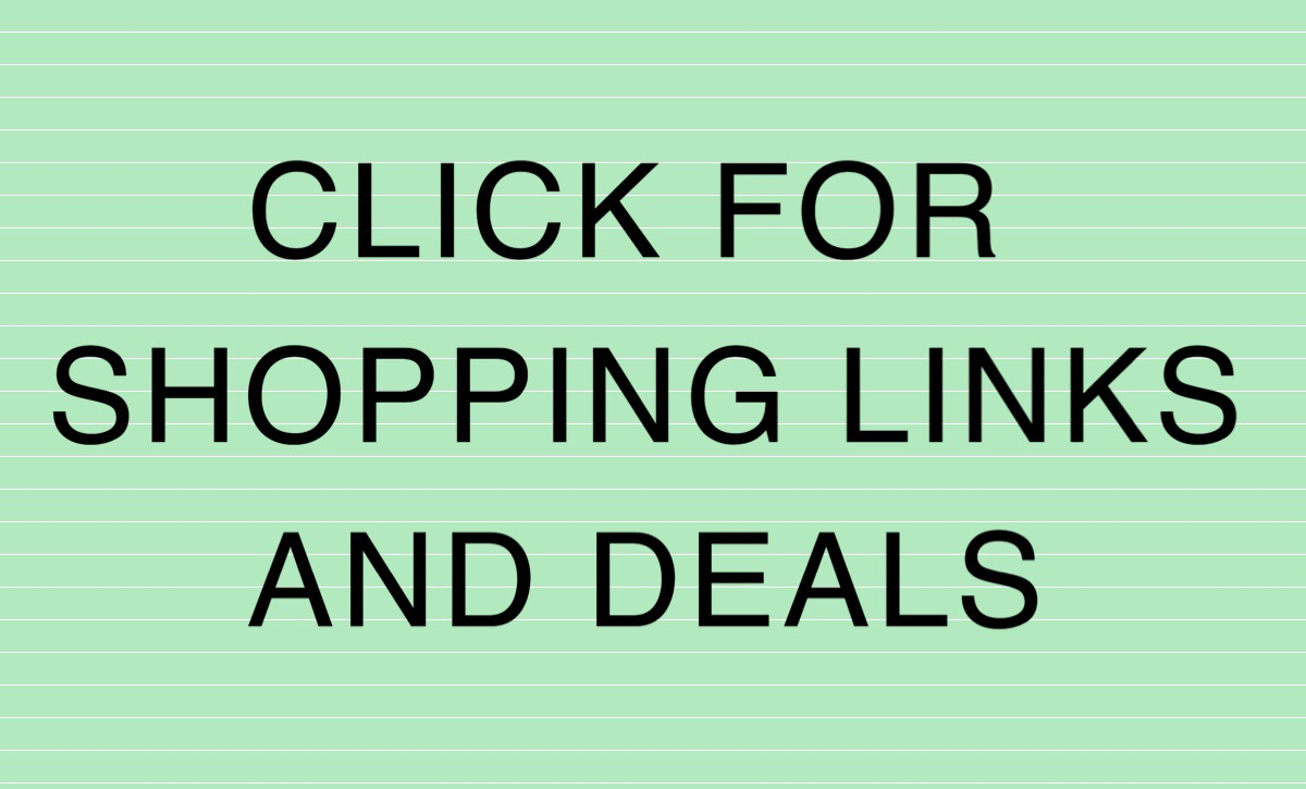 Click for shopping links and deals