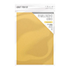 Lemon Lustre Pearlescent card