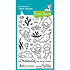 LF Mermaid For You stamp set