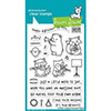 LF Critter Concert stamp set
