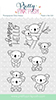 Koala Friends stamps