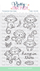 Monkey Friends stamp set