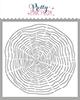Woodgrain Circle