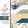 Blushing Blooms paper pad