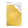 Gold Pearl Satin mirror card