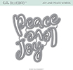 Joy & Peace Words