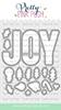 Joy coordinating dies