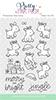 Reindeer Friends stamp set