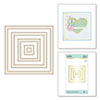 Essential Duo Lines Glimmer Squares