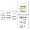 Sunday Drive All-Occasion Sentiments Stamp Set