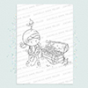 Pirate Treasure digi stamp